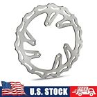 Steel Front Brake Disc Rotor for Honda CR125 CR250 CR500 CRF250R CRF450R ST1300