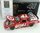 2007 Reed Sorenson 41 Target 1 24 Scale Autographed Elite Diecast