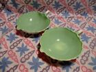 Pearl Nappy Dishes x 2 in Excellent Cond.