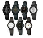 Casio LQ139 Women's Black Resin Band Black or White Dial Casual Analog Watch