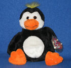 TY TUX the PENGUIN BEANIE BABY - MINT with MINT TAG