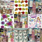 Huge Lot Of 40 Packages Scrap Booking Stickers Forever in Time Sticko Jolees