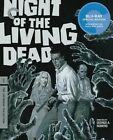 Night of the Living Dead Criterion Collection New Blu ray 4K Mastering Sp