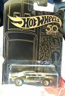 Hot Wheels 2018 50th Anniversary Black  Gold Series 67 Camaro Chase 1 64 Scale