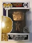 Disney Parks Exclusive Funko Pop Guardians of the Galaxy Ride Gold Collector 236