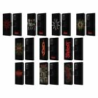 OFFICIAL SLIPKNOT KEY ART LEATHER BOOK WALLET CASE COVER FOR SAMSUNG PHONES 1
