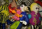 Kenner 1989 Beetlejuice Action Figures Lot Toy Doll Rare Htf Movie Beetlegeuse