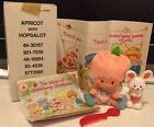 Strawberry shortcake apricot w hopsalot doll mib
