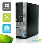Dell Optiplex 9020 SFF Intel i5 4570 320GHz Desktop Computer Fast Business PC