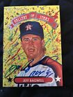 Jeff Bagwell Cards, Rookie Cards and Autographed Memorabilia Guide 41