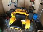 52  Wright Stander Sport X Sentar Aero Core Commercial Zero Turn Mower stand on