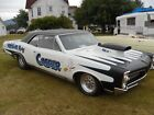 1967 Pontiac Lemans/GTO Drag Car