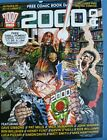2000 AD Signed Comic Book Day Edition 2015