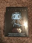 FUNKO POP! Star Wars Target Exclusive Holographic Kylo Ren Large Shirt Last Jedi