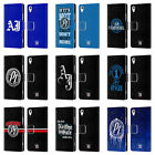 OFFICIAL WWE AJ STYLES LEATHER BOOK WALLET CASE COVER FOR SONY PHONES 1