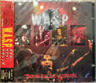 W.A.S.P. ‎Double Live Assassins 2CD Brand New & Sealed Japanese w/OBI 1998 Rare!
