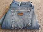 Vintage Wrangler Mid Blue Wash Look Jeans W30 L30 32 please see description