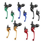 CNC Brake Clutch Lever Set Fit For 110 150cc CRF XR KLX PIT PRO TRAIL DIRTBIKE