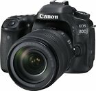 Canon EOS 80D DSLR Camera with 18 135mm Lens 1263C006