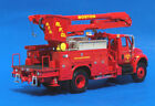BOSTON FIRE DEPT Alarm Division INTERNATIONAL 4400 BOOM TRUCK First Gear BFD