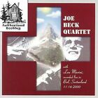 "JOE BECK QUARTET CD "" Live In Biel Switzerland "" Live, 2001 Jazz Gutar"