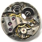 A. Lecoultre Blancpain Watch Movement 15 Jewels 3 Adj for Parts/Repairs #B576
