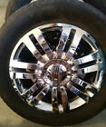 Lincoln Navigator Limited Edition Wheels 20 Chrome OEM Rims and Tires