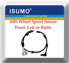 1 Kit ABS Wheel Speed Sensor Front Left or Right ForQ56 Armada Pathfinder Titan
