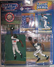 1999 Starting Lineup Ken Griffey Jr Classic Doubles From Minors to Majors Figure