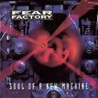 Fear Factory : Soul Of A New Machine CD (2001)