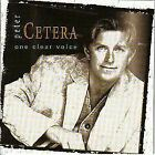 Cetera, Peter : One Clear Voice CD