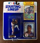 1990 STARTING LINEUP DWIGHT GOODEN MLB ACTION FIGURE KENNER NEW ON CARD