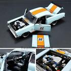 GMP 18858 1966 FORD FAIRLANE GULF OIL 66 DIECAST MODEL CAR 118