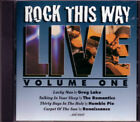 GTR : Rock This Way Live, Vol. 1 CD