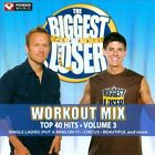FREE US SHIP on ANY 3+ CDs UsedVery Good CD Various The Biggest Loser Worko