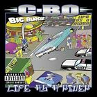 FREE US SHIP. on ANY 3+ CDs! ~Used,Good CD C-Bo: Life As a Rider