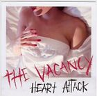 FREE US SHIP. on ANY 3+ CDs! NEW CD Vacancy: Heart Attack