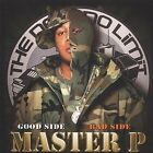 FREE US SHIP. on ANY 3+ CDs! NEW CD Master P: Good Side: Bad Side (Clean) Clean