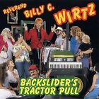 FREE US SHIP. on ANY 3+ CDs! NEW CD Rev Billy C Wirtz: Backslider's Tractor Pull