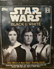 2018 TOPPS STAR WARS A NEW HOPE BLACK & WHITE BOX HOBBY FACTORY SEALED BOX