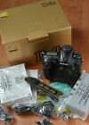Nikon D D4S 162MP Digital SLR Camera Black w Box Papers receipts ALL NICE