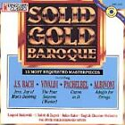 FREE US SHIP. on ANY 3+ CDs! NEW CD Solid Gold Baroque: Solid Gold Baroque