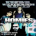 FREE US SHIP. on ANY 3+ CDs! NEW CD Wicked Minds: Homies
