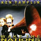 FREE US SHIP. on ANY 3+ CDs! NEW CD Ken Tamplin: Wake the Nations