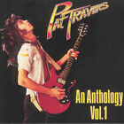 FREE US SHIP. on ANY 3+ CDs! NEW CD Pat Travers: Anthology 1 Import