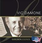 FREE US SHIP. on ANY 3+ CDs! NEW CD Vic Damone: Golden Legends: Vic Damone