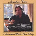 FREE US SHIP. on ANY 3+ CDs! ~Used,Good CD Jonathan Cain: Animated Movie Love So