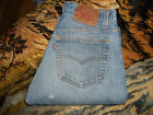 Vintage Levis 501xx Mens Jeans MEASURED 28X31 DISTRESSED USA MADE