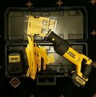 Dewalt 18v Reciprocating Saw Latest Model With Battery & Charger Brand New Box
