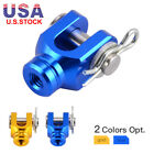 Anodized Rear Brake Pedal Clevis for Yamaha YZ125 YZ250F YZ450F FX WR250F WR450F